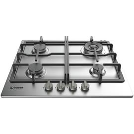 Indesit THP641WIXI Gas Hob - Stainless Steel