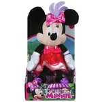 more details on Disney Minnie Mouse 10 In Tea Time Plush.