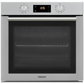Hotpoint SA4544HIX Built In Single Electric Oven - S/Steel