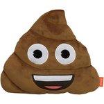 more details on Emoji Round Poo Cushion - Brown.