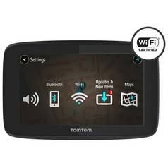 TomTom GO 5200 Sat Nav with World Maps, Traffic & WiFi