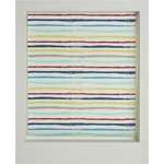 more details on HOME Stripe Daylight Roller Blind - 6ft - Multicoloured.