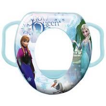 Disney Frozen Soft Padded Toilet Seat