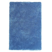ColourMatch Snuggle Shaggy Rug - 110x170cm - Ink Blue