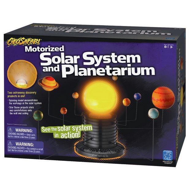 Buy Motorised Solar System at Argos.co.uk - Your Online ...
