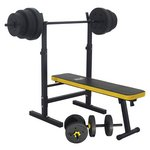more details on Everlast Folding Bench With 50kg Weights.