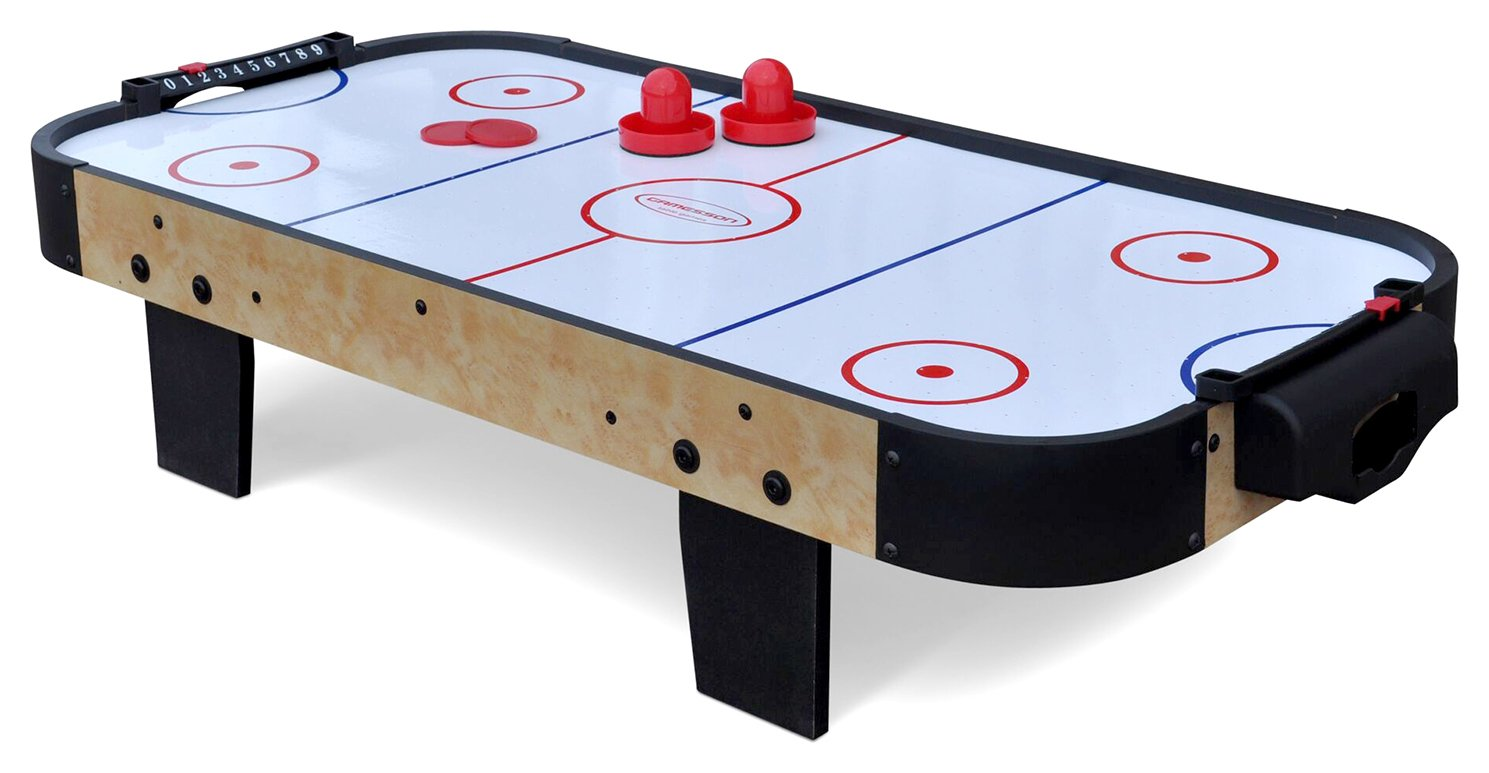 Gamesson Buzz Air Hockey Table 3 Ft