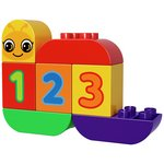 more details on LEGO Duplo My First Caterpillar - 10831.