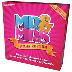 Mr And Mrs Family Edition