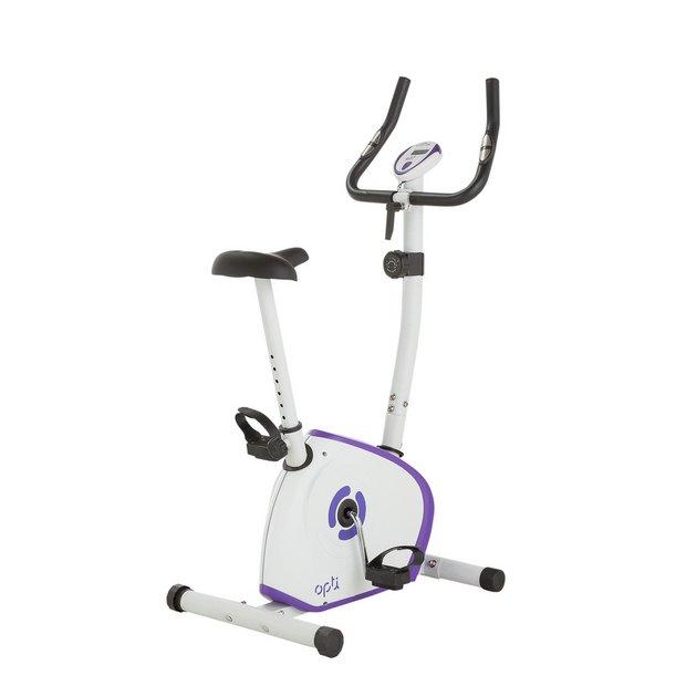 Fitness Equipment Uk: Buy Opti Magnetic Exercise Bike