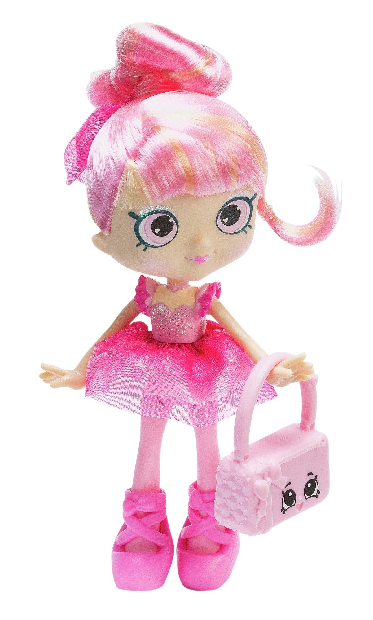 buy shopkins exclusive pirouetta doll at argos co uk