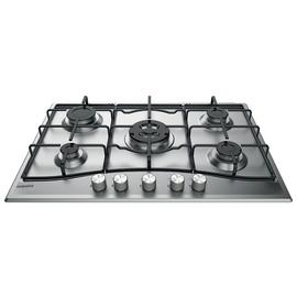 Hotpoint PCN752IXH Gas Hob - Stainless Steel