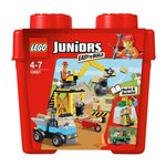 more details on LEGO Juniors Construction - 10667.