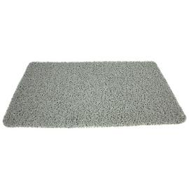 Hydro Wonder Interwoven Bath Mat - Grey