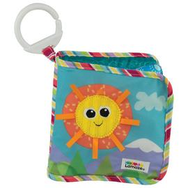 Tomy Lamaze Classic Discovery Book.