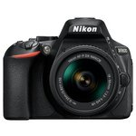 more details on Nikon D5600 DSLR with 18-55mm VR Lens.