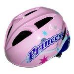 more details on Coyote Kids Princess Small Bike Helmet 48-52cm - Pink.