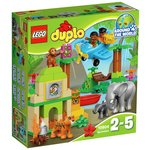 more details on LEGO DUPLO Jungle - 10804.