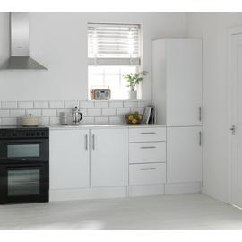 Argos Home Athina 3 Piece Fitted Kitchen Package - White