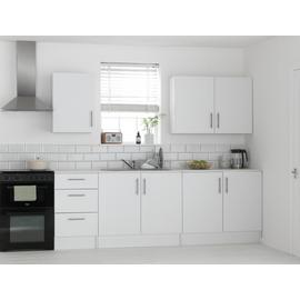 Argos Home Athina 5 Piece Fitted Kitchen Package - White