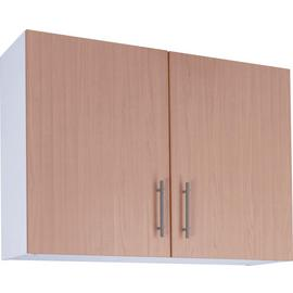 Argos Home Athina 1000mm Kitchen Wall Unit - Beech Effect