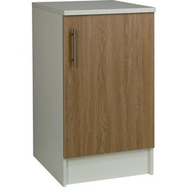 Argos Home Athina 500mm Fitted Kitchen Base Unit -Oak Effect