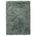 more details on Heart of House Bliss Deep Pile Shaggy Rug -200x290- Mint.