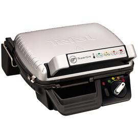 Tefal Supergrill GC450b27 6 Portion Health Grill