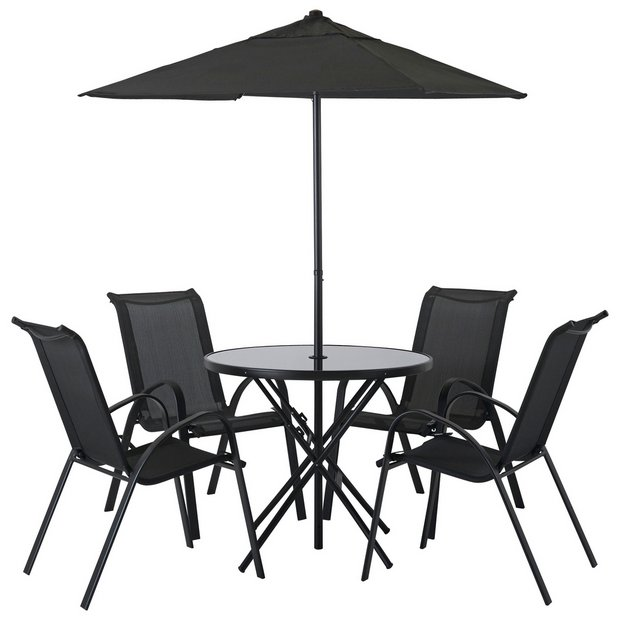 Buy Home Sicily Seater Patio Furniture Set At Argos Co Uk Your