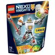 more details on LEGO Nexo Knights Battle Lance Playset - 70366.