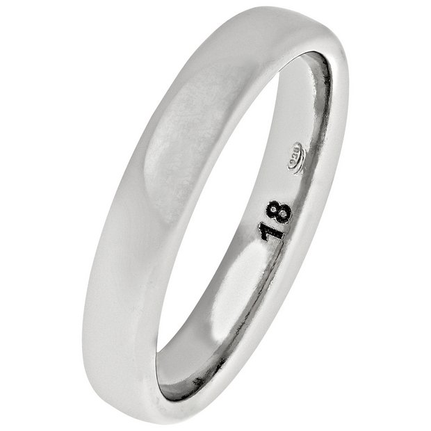 Wedding Gifts For Couples Argos : 4mm Wedding Ring at Argos.co.uk - Your Online Shop for Ladies wedding ...