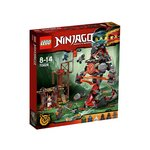 more details on LEGO Ninjago Dawn Of Iron Doom - 70626.