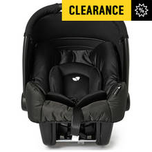 Joie Gemm Black Car Seat Group 0+