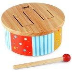 more details on Tidlo Wooden Rainbow Drum.