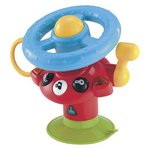 more details on Early Learning Centre Highchair Steering Wheel