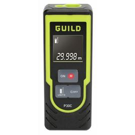 Guild 30m Laser Measure