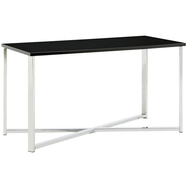 Buy hygena fitz coffee table black at your for Buy black coffee table
