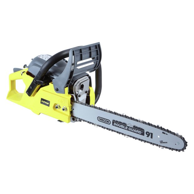 Buy Challenge Pcs38z 40cm Petrol Chainsaw 37cc Limited Stock Home And Garden Argos