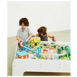 more details on Big City Wooden Train Table.