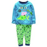 more details on George Pig Single Pajamas - 18-24 Months.