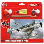 more details on Airfix Messerschmitt BF109E Aircraft Model Kit.