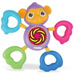 more details on Tomy Grip and Grab Monkey.