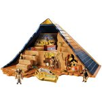 more details on Playmobil 5386 Pharoah's Pyramid Playset.