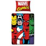 more details on Marvel Comics Clash Duvet Cover Set - Toddler.