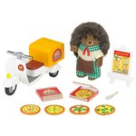 more details on Sylvanian Families Pizza Delivery Set.