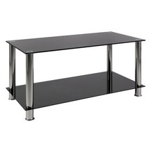 Black Glass Tables Results For Glass Coffee Table In Home And Garden Living Room