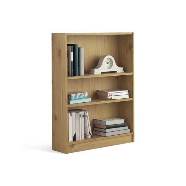 Buy home small bookcase oak effect at your online shop for bookcases and for Oak shelving units living room