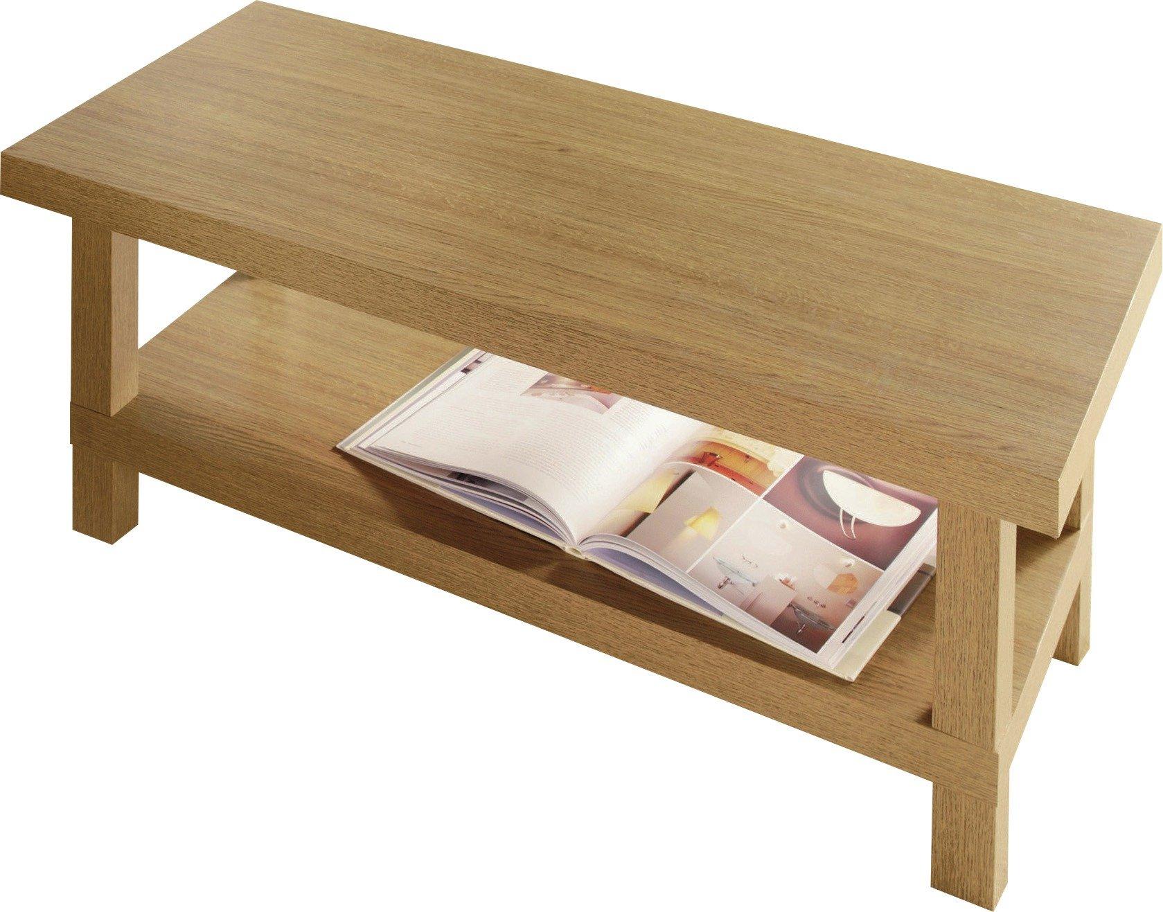argos coffee table