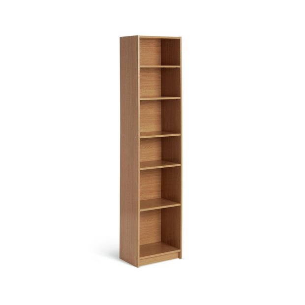 Buy HOME Maine Half Width Tall Extra Deep Bookcase