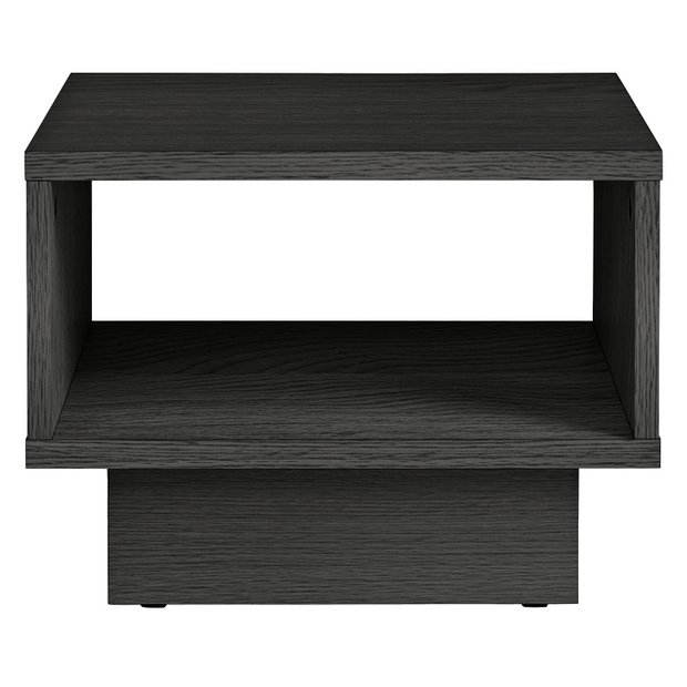 Brilliant Buy Argos Home Cubes 1 Shelf End Table Black Ash Effect Side Tables Argos Andrewgaddart Wooden Chair Designs For Living Room Andrewgaddartcom